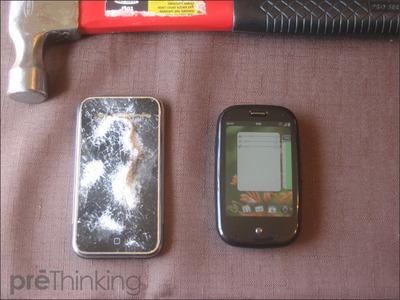 iphone palm pre