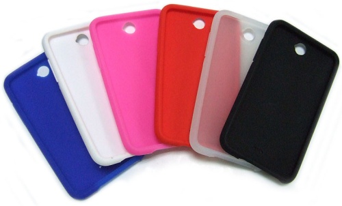 silicon case voor ipod touch
