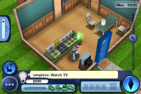 Eerste indruk: Sims 3 op de iPhone, de eerste dag met je Sim