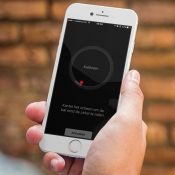 Kompas kalibreren op iPhone
