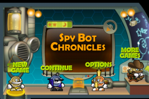 spy bot chronicles