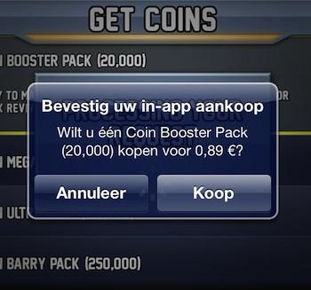 In-app-aankopen