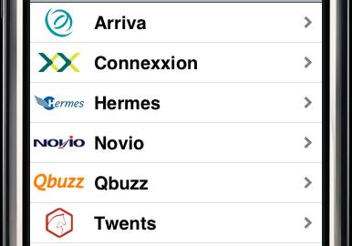 Nieuwe applicatie Bus: check alle bustijden in delen van ...