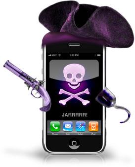 iphone pirate purplera1n