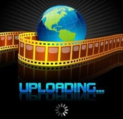video uploader