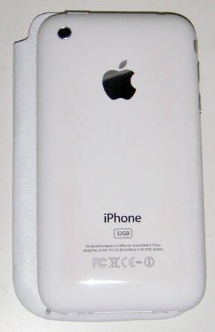 iphone 3gs verkleuring