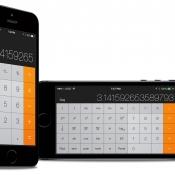 Wetenschappelijke rekenmachine op de iPhone