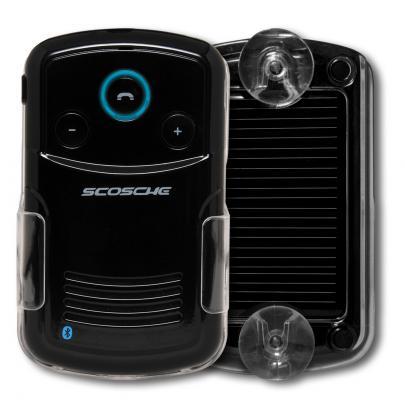 Scosche solCHAT bluetooth speaker