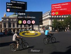 Metro Paris Subway Augmented Reality