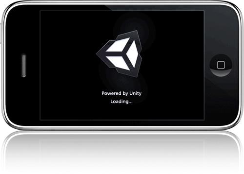 Unity op de iPhone