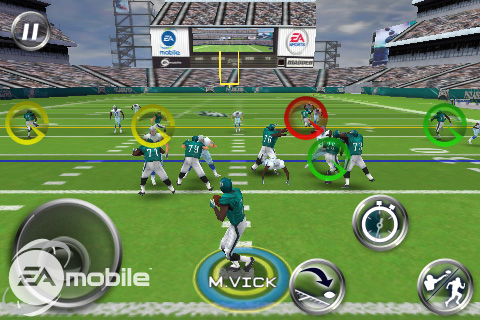 madden 2010 iphone