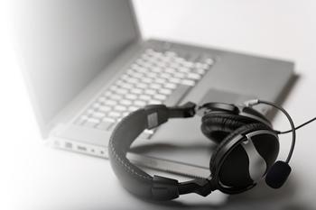 laptop muziek
