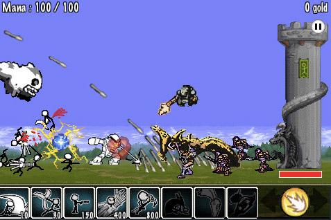 Cartoon Wars iPhone