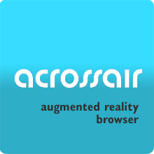 Acrossair Augmented Reality Browser
