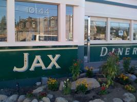 Jax on the tracks 1940 restaurant californie