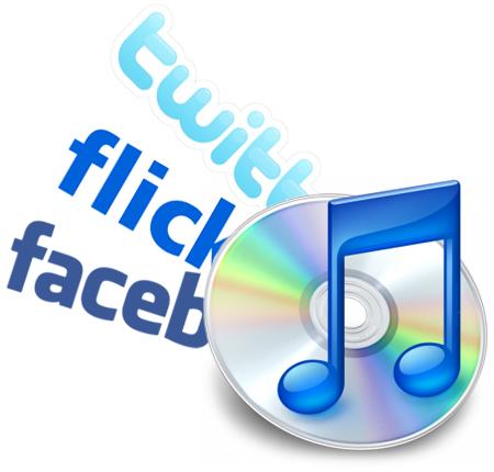 iTunes 9 sociaal
