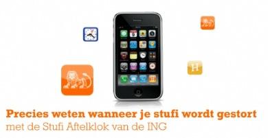 ING iPhone-actie
