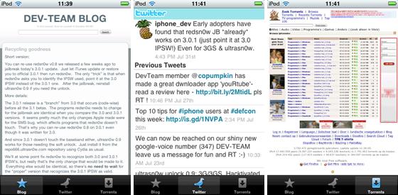 dev team app