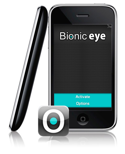 Augmented Reality met Bionic Eye op de iPhone