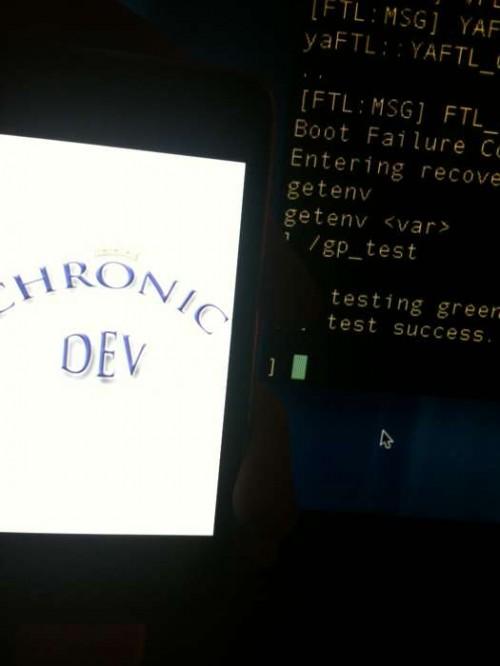 iPod touch 3G exploit