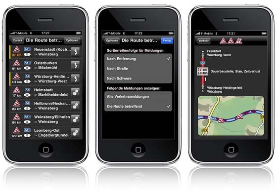 navigon live traffic
