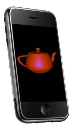 webGL op de iPhone