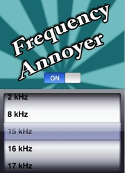 frequency annoyer
