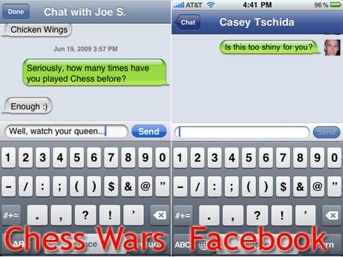 Chess Wars - Facebook