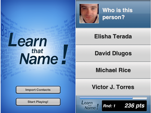 Learn That Name