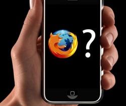mozilla iphone applicatie