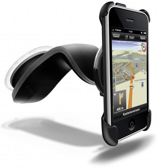 navigon iphone mount