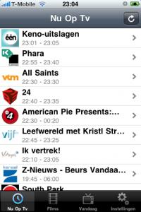 tv-gids belgie