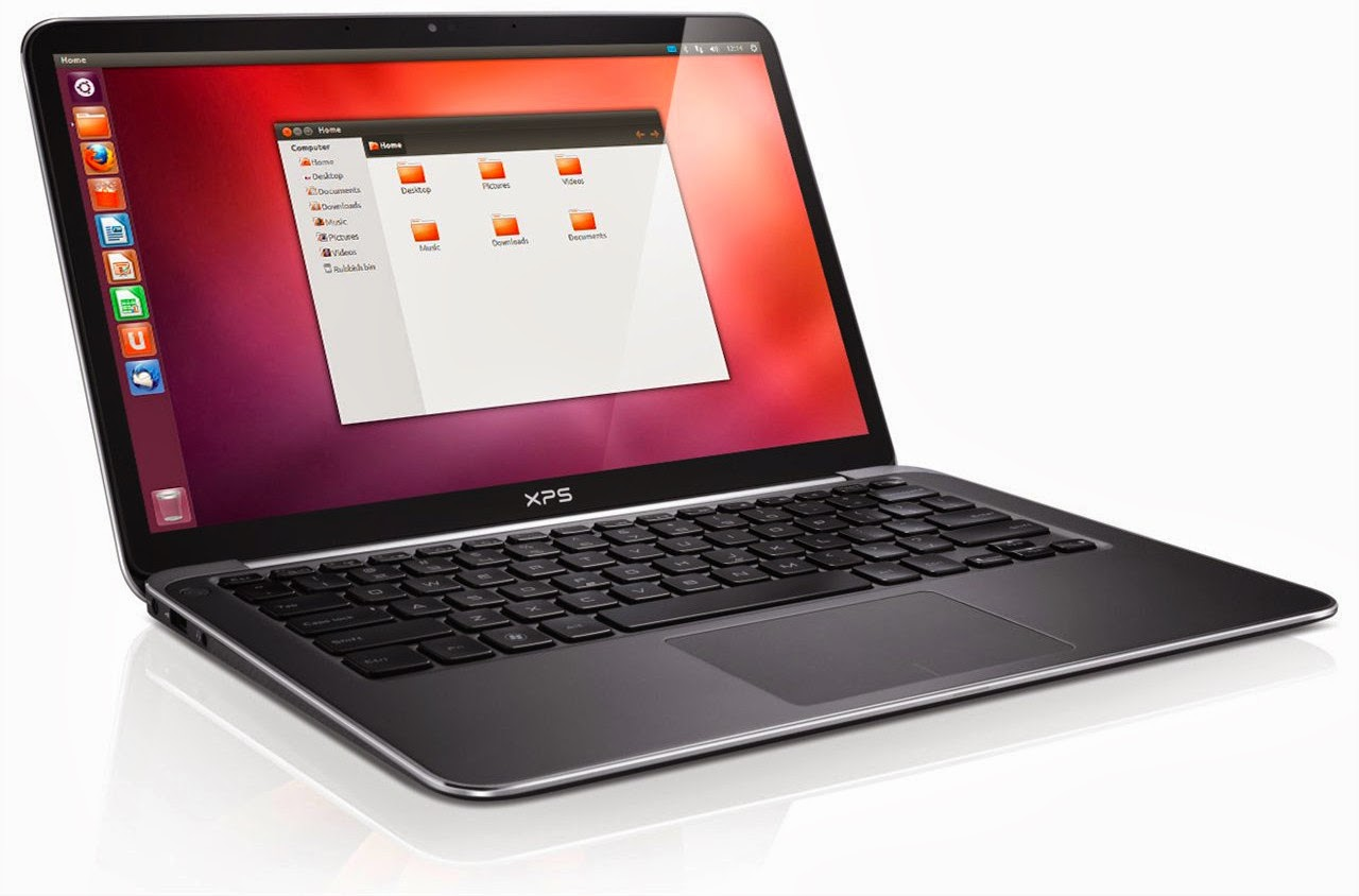 Ubuntu-laptop