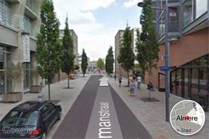 almere google street view