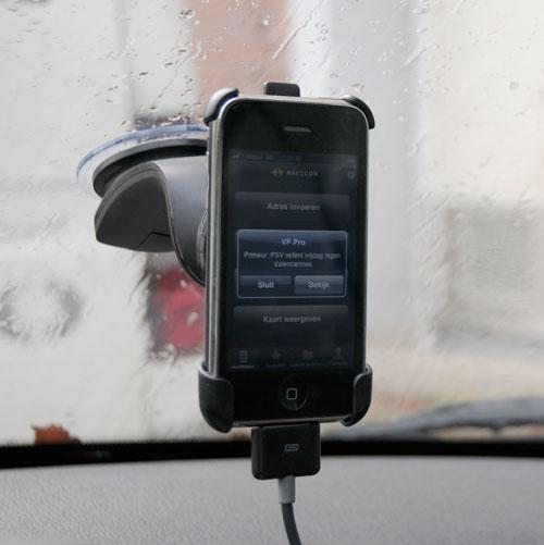navigon carkit in auto