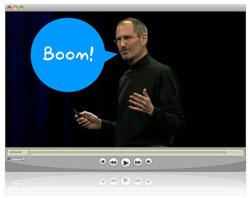 boom iphone