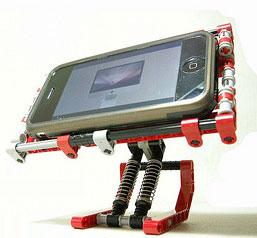 iphone lego houder