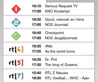 vandaag op tv rtl4
