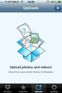 Foto's makkelijk overzetten_dropbox