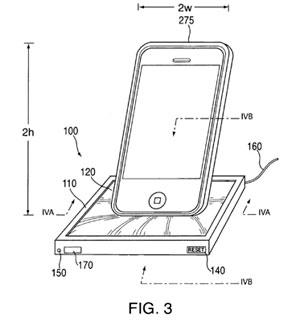 apple dock patent