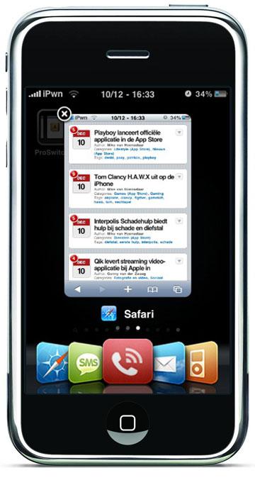ProSwitcher - iPhoneclub