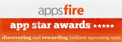 Appsfire App Star Awards iPhone