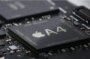 apple a4 system on a chip