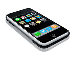 iPhone meest sociale merk van 2009