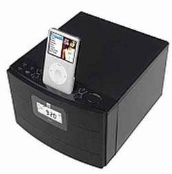 dual ipod dock