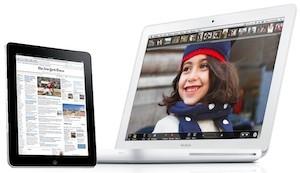 ipad of macbook