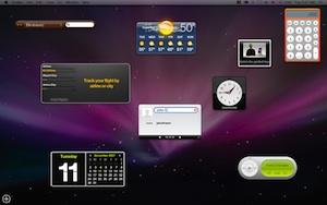 dashboard mac