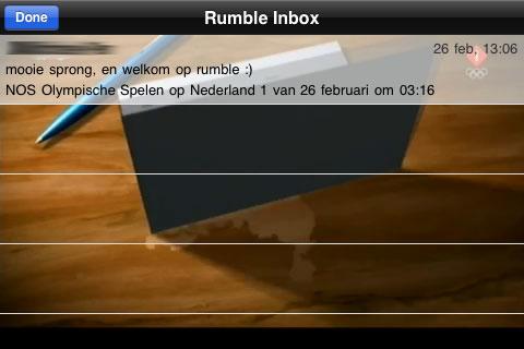 rumble inbox