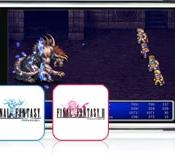 Final Fantasy I en II uitgebracht in de App Store