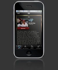 iphone tv be